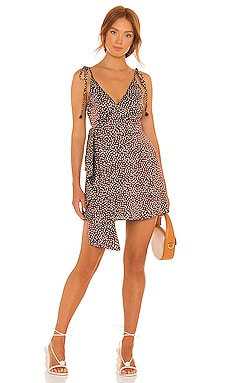 Nelly Mini Dress Lovers and Friends $91