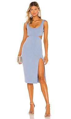 Titus Midi Dress Lovers + Friends $178