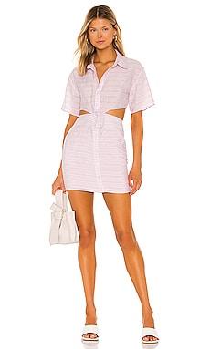 Corrin Mini Dress Lovers + Friends $178 NEW