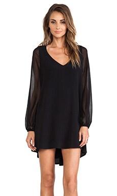 Lovers + Friends Gracie Dress in Black