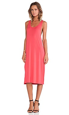 Lovers + Friends Swept Away Dress in Coral