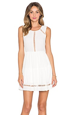 Lovers + Friends Venus Dress in Ivory