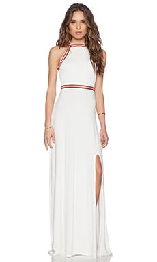 Sienna Maxi Dress in Ivory
