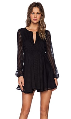 Lovers + Friends Lana Dress in Black