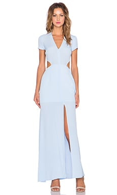 Lovers + Friends x REVOLVE Harper Dress in Pale Blue