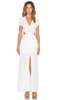 Lovers + Friends x REVOLVE Harper Dress in White