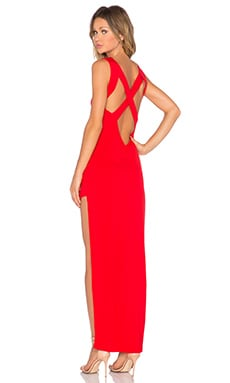 Lovers + Friends x REVOLVE Passion Dress in Red