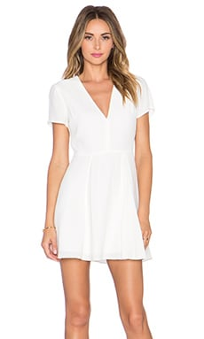 Lovers + Friends x REVOLVE Cassidy Dress in White