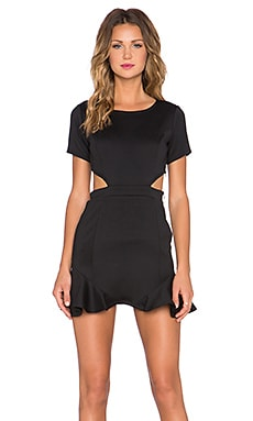 Lovers + Friends x REVOLVE Eternal Dress in Black