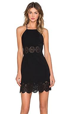 Lovers + Friends x REVOLVE Nina Midi Dress in Black