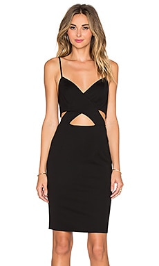 Lovers + Friends x REVOLVE X It Bodycon Dress in Black