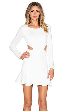 Lovers + Friends x REVOLVE Eternal Long Sleeve Dress in White