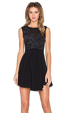 Wildfire Dress in Black