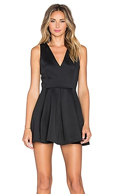 Lovers + Friends x REVOLVE Geneva Dress in Black
