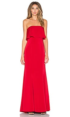 x REVOLVE Blissful Gown in Red