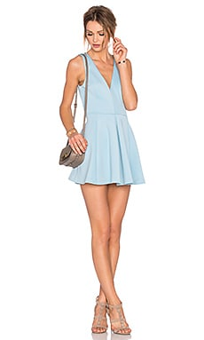 Lovers + Friends x REVOLVE Geneva Dress in Light Blue