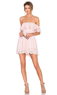 Lovers + Friends x REVOLVE Dream Vacay Dress in Pale Pink