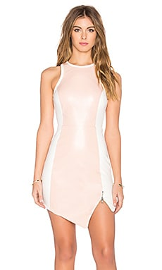 Lovers + Friends x REVOLVE Simmer Bodycon Dress in Nude