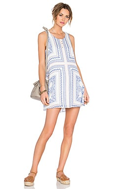 Lovers + Friends Colette Dress in Bella Scarf