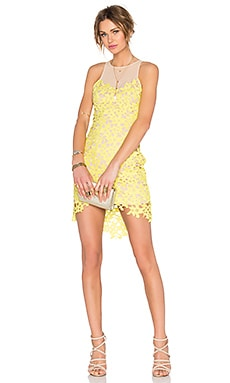 Lovers + Friends Larissa Dress in Sunshine