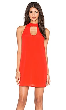 Lovers + Friends x REVOLVE Beautiful Escape Dress in Red Orange