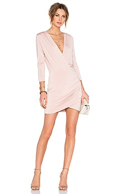 x REVOLVE Love Happy Dress in Mauve