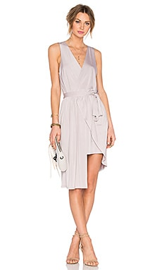 x REVOLVE Misfits Dress in Grey