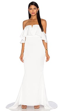 Lovers + Friends x REVOLVE The Santa Barbara Dress in White