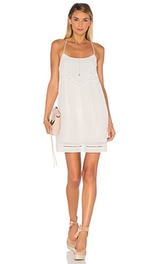 Sammi Dress in Ivory