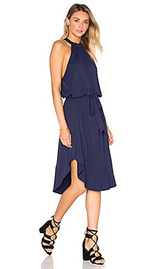 Canyon Dress in Navy