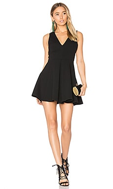 Geneva Dress in Black