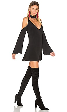 x REVOLVE Ryder Dress in Black