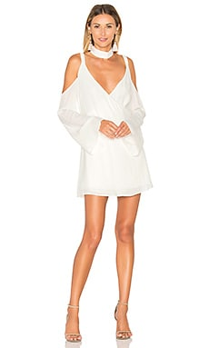 x REVOLVE Ryder Dress in Ivory