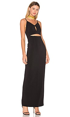 x REVOLVE Gaia Maxi in Black