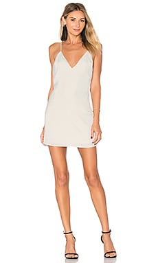 x REVOLVE Mini Slip Dress en Opale