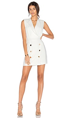 x REVOLVE Solace Dress in White