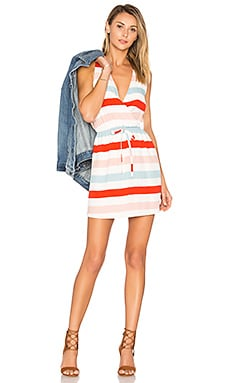 Dreamland Dress in Bold Stripe