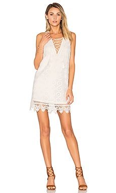 Escape Dress in Ivory