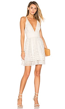 Moon Dance Dress in Ivory