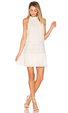 Star Chaser Dress in Ivory