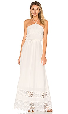 Melody Dress in Ivory