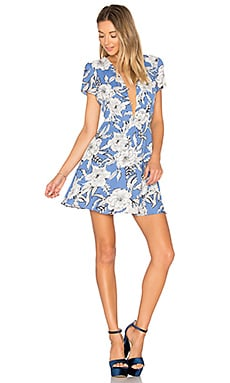 Cassidy Dress in Riviera Floral