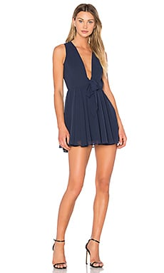 x REVOLVE Andie Dress in Navy