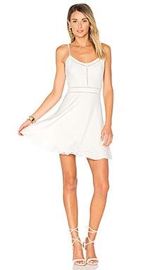 Купить Платье daphne - Lovers + Friends белого цвета