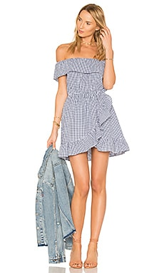 x REVOLVE Dazzling Mini in Mini Gingham