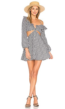 x REVOLVE Love Bliss Mini in Gingham