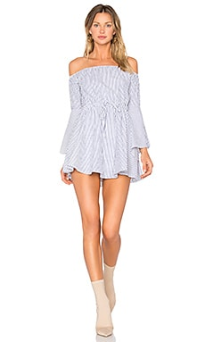 x REVOLVE Stay Dress in Stripe