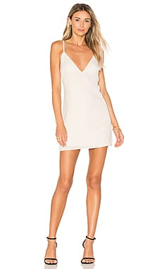 x REVOLVE Mini Slip in Bone