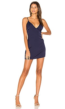 x REVOLVE Mini Slip in Navy
