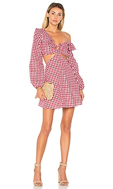 X REVOLVE Love Bliss Mini Dress Lovers + Friends $74